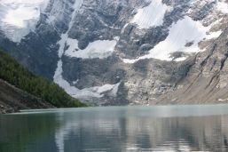 Lake of Hanging Glacier